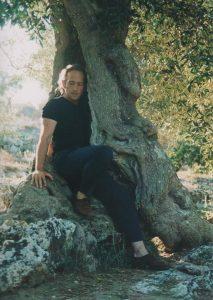 Ihr Fotograf: Ralf Sartori während seiner Zeit in Apulien, 2006