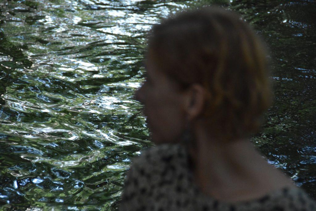 Mit  stetem Fokus auf die Tiefen-Strömung, und sei es manchmal nur aus den Augenwinkeln.