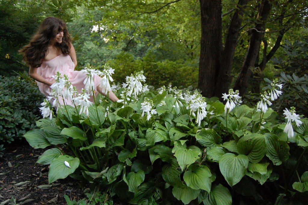 Bild 2008, entstanden im Zuge des Nymphenspiel-Kulturprojekts, mit freundlicher Genehmigung des Models (anonym)