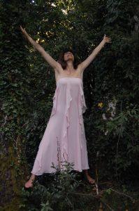 Foto: 2008, im Spannungsfeld von Freiheit und Gebundensein